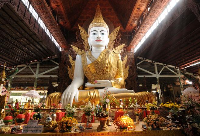 Ngar Htat Gyi Buddha Image