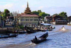 Nyaung Shwe Myanmar