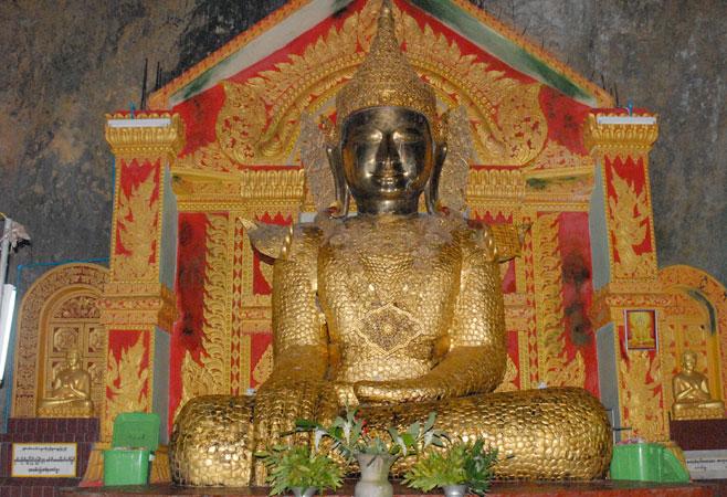 Peik Chin Myaung Cave - Pyin Oo Lwin Myanmar