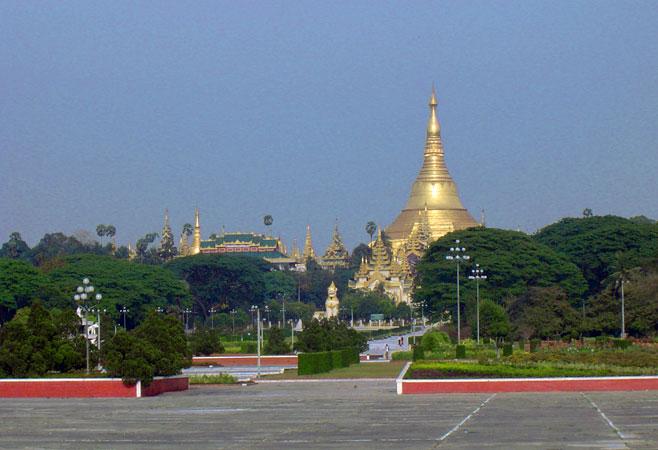 People S Park And Square Yangon Myanmar