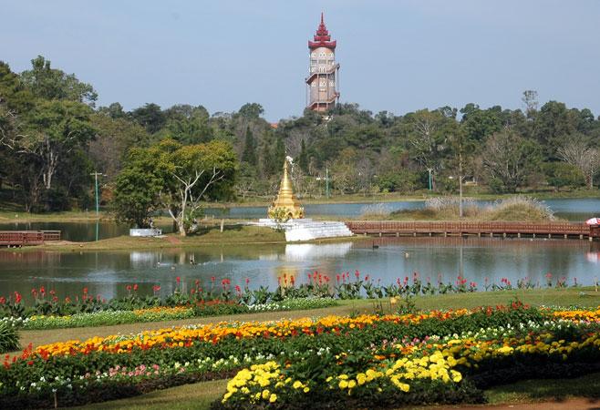 Pyin Oo Lwin Myanmar