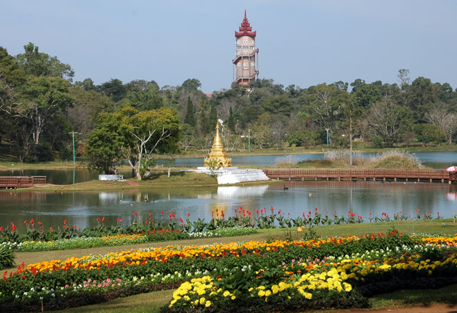 Pyin Oo Lwin Travel