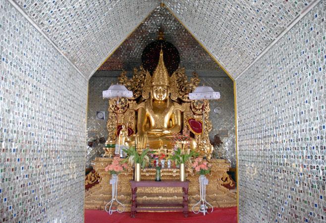 Sanda Muni Buddha Image