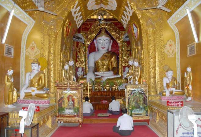 Shwe Gu Gyi Pagoda