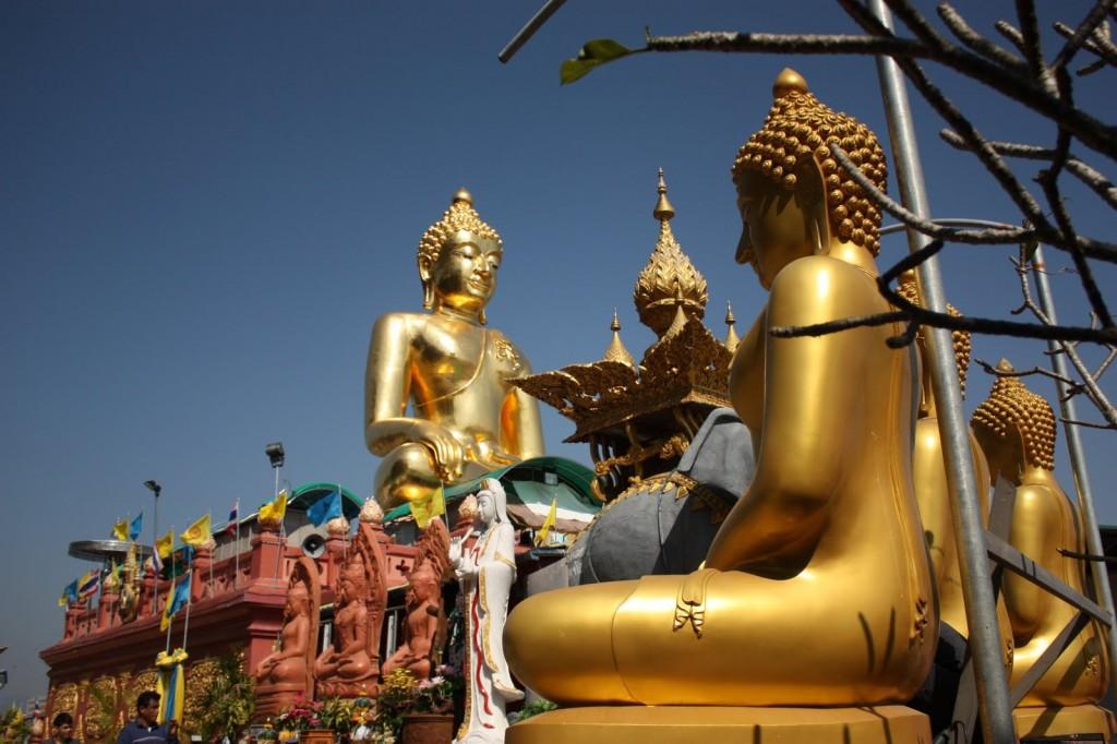 Shwe Gu Ni Pagoda-Monywa, Myanmar