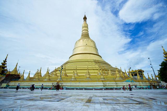 Shwemawdaw Paya - Bago Myanmar