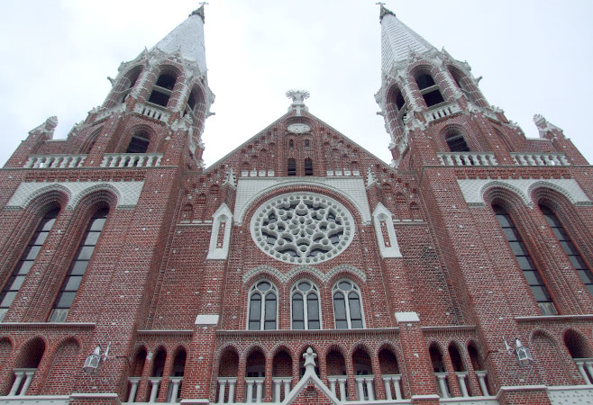 St. Mary's Cathedral - Yangon Myanmar
