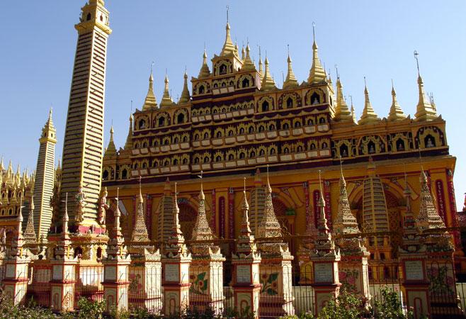 Thanboddhay Pagoda - Monywa, Myanmar