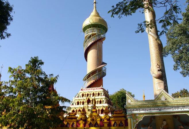 Thanboddhay Pagoda - Monywa, Myanmar2