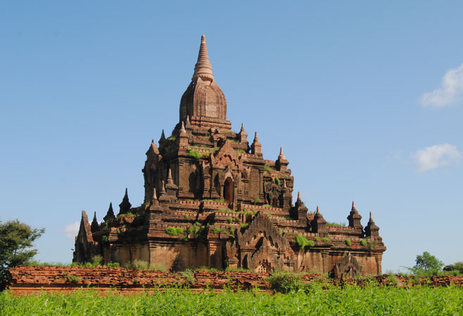 Thitsawadi Temple - Bagan Myanmar