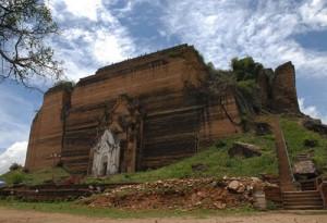 Mingun Pahtodawgyi Pagoda